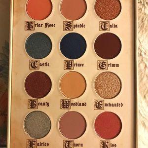 Makeup - Storybook Cosmetics Fairy Tales Eyeshadow Palette